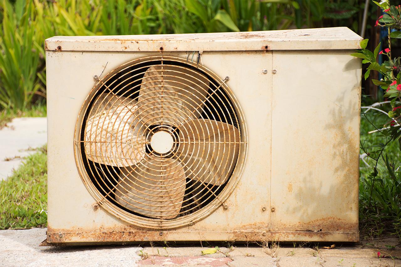 Come si smaltisce un vecchio climatizzatore?